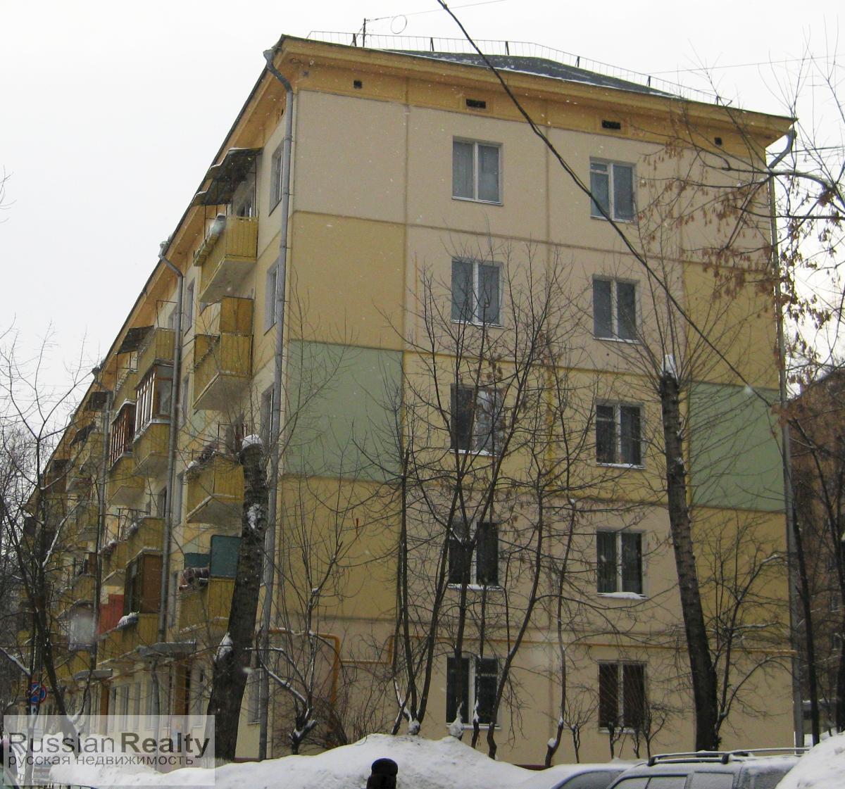 Серия дома ii-07 russianrealty.